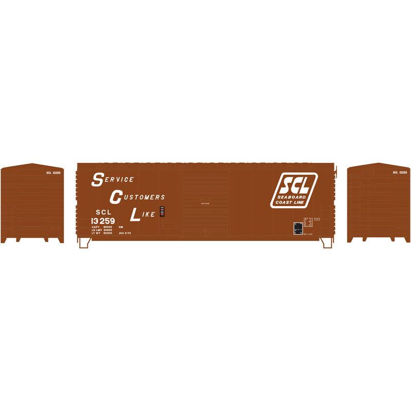 HO RTR 40' Modernized Box SCL #13259