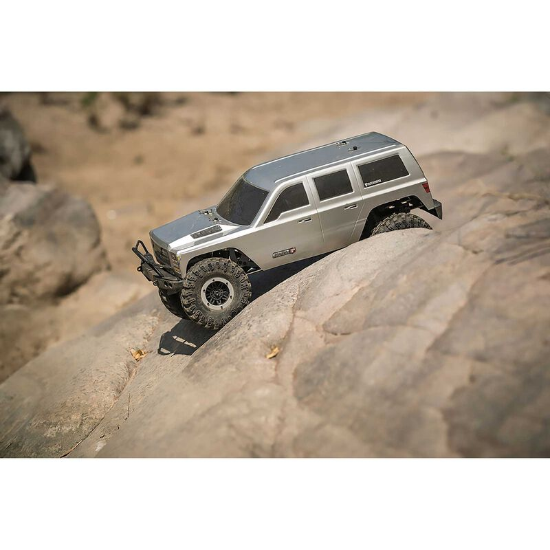 1/10 Everest Gen7 Sport 4WD Crawler Brushed RTR, Silver