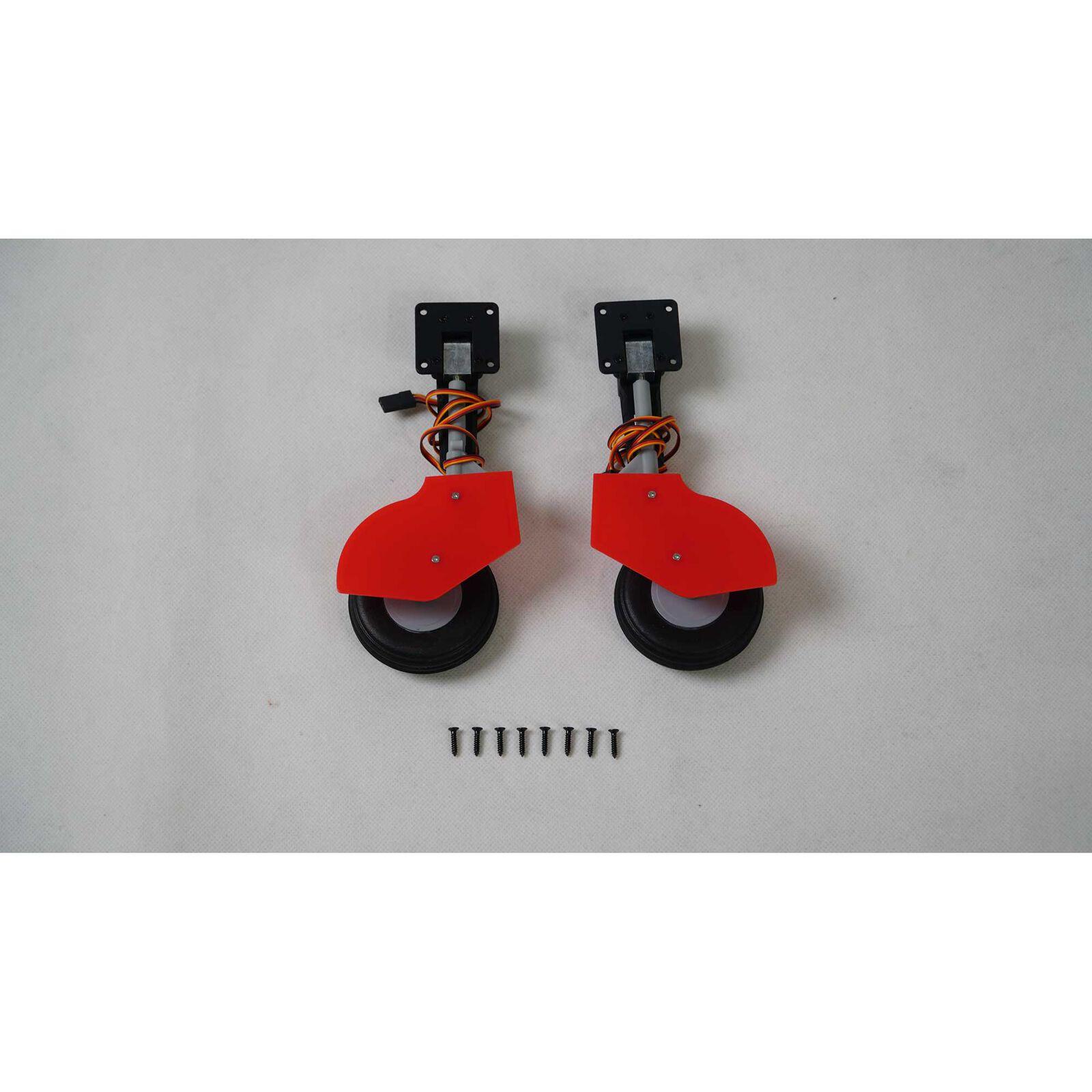 Main Landing Gear System: CJ-6 V2