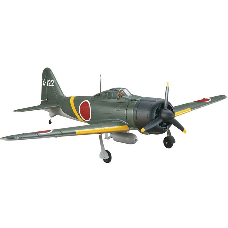 """A6M2 Japanese Zero Select Scale Rx-R 45"""""""