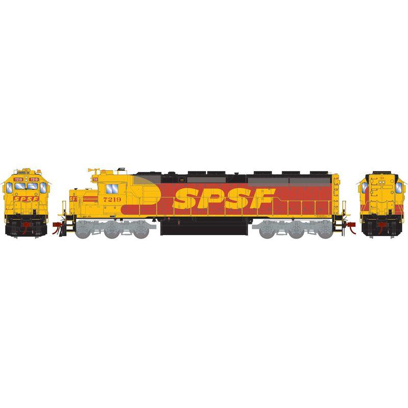 HO SD45-2 SPSF #7219