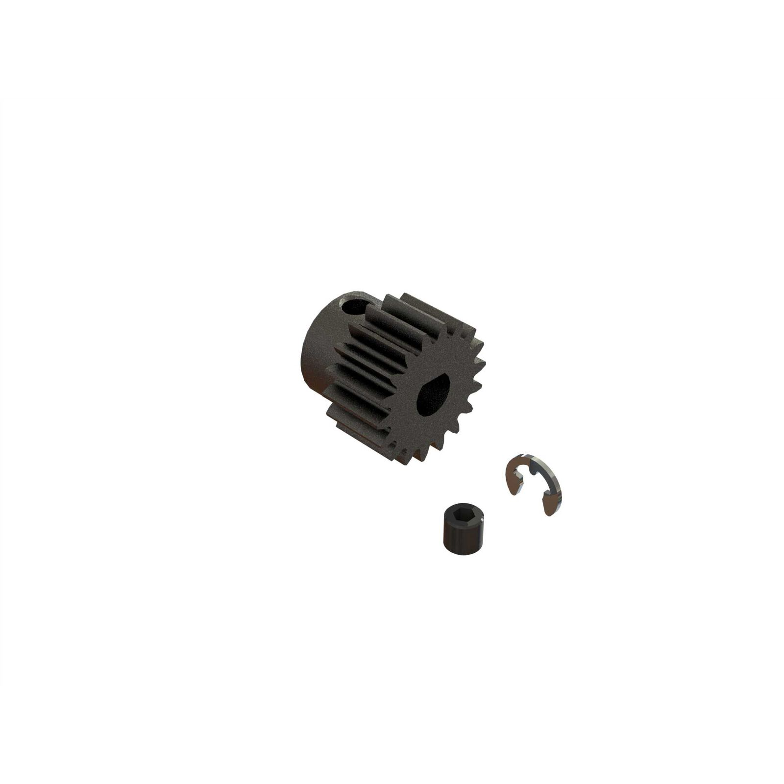 19T 0.8Mod Safe-D5 Pinion Gear