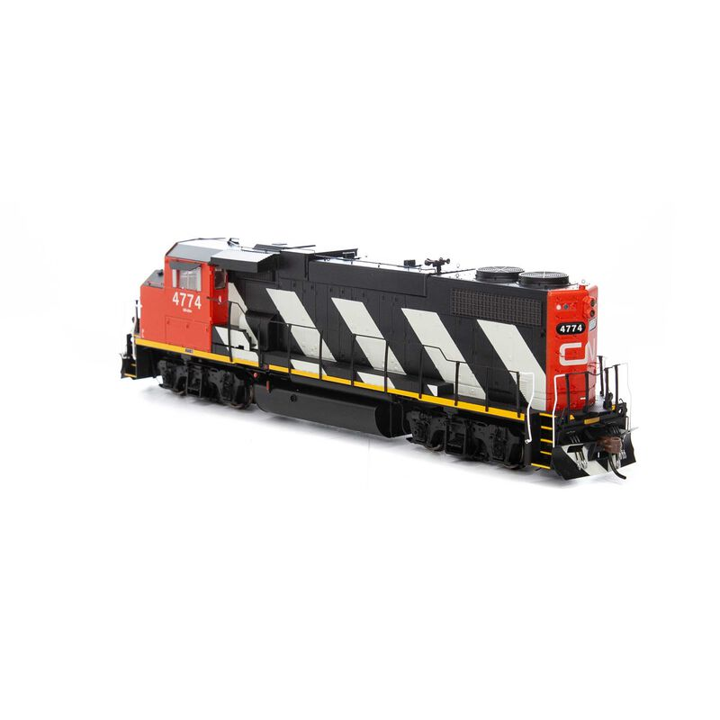 HO GP38-2(W) GMD with DCC & Sound CN #4774