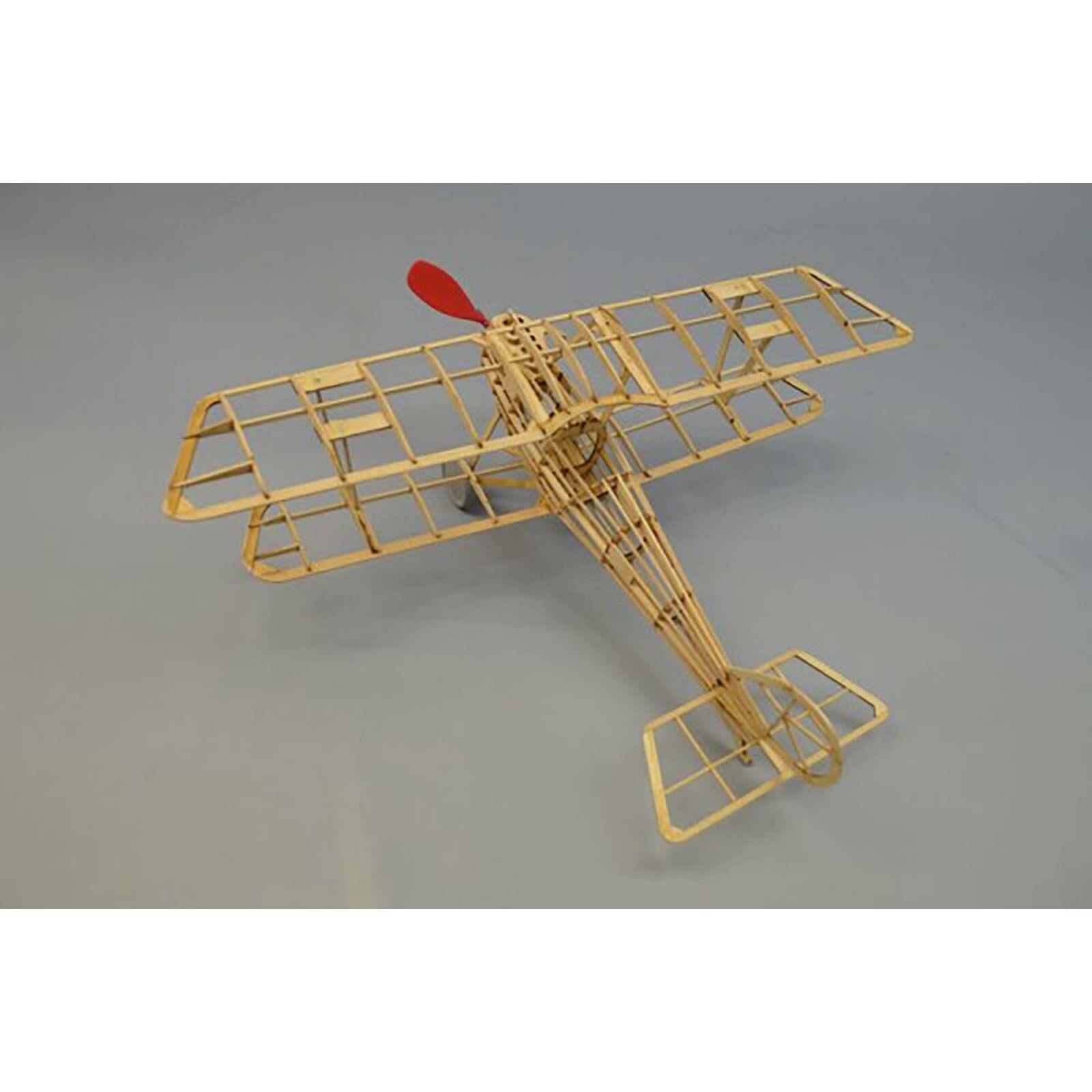 "Pfalz D.III Rubber Powered Kit, 18"""
