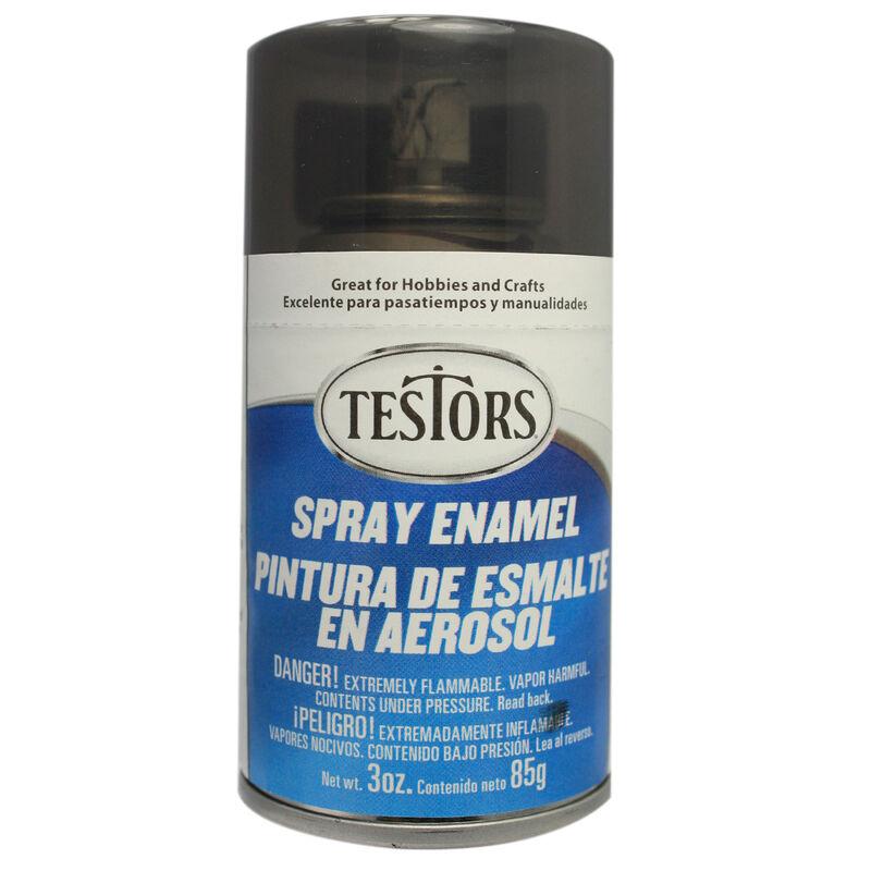 Spray 3 oz Trans Black Window T