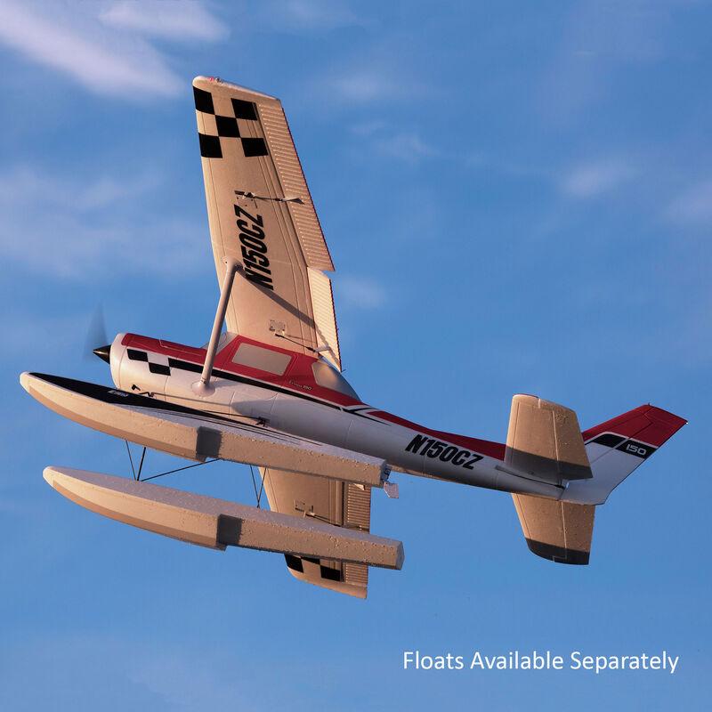 C-Z Cessna 150 2 E-flite EFL1421 Radio Antennas