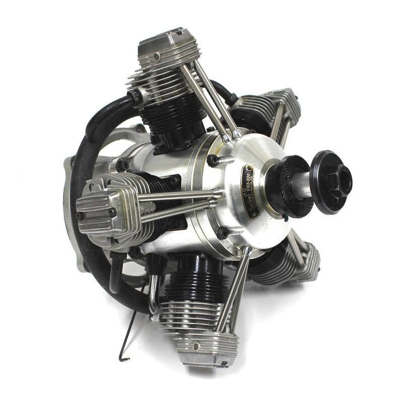 FR5-300 Sirius 5-Cylinder Radial 4-Stroke Engine