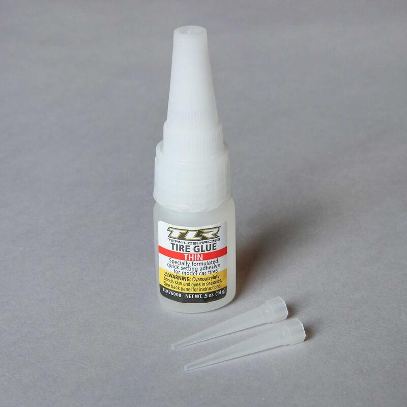 Tire Glue .05oz THIN