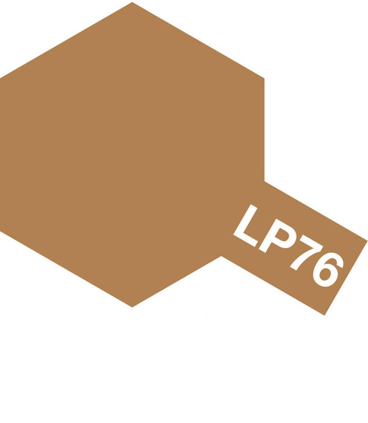 Lacquer Paint LP-76 Yellow-Brown DAK 1941