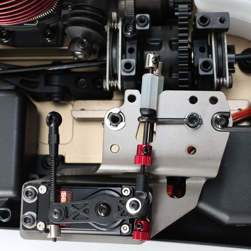 1/8 8IGHT-X 4WD Nitro Buggy Race Kit