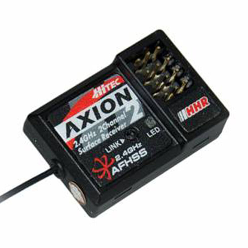 Axion 2 AFHSS 2-Channel High Response Receiver