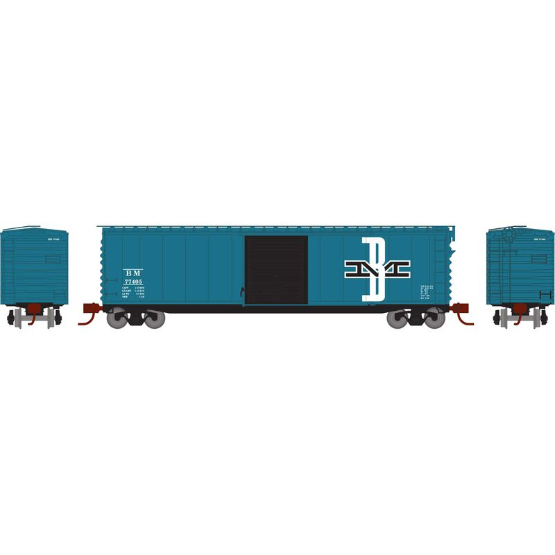 N 50' PS-1 Single Door Box B&M #77405