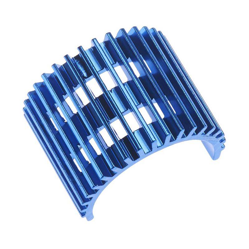 Aluminum Heatsink 370 Motor, Blue: BX MT SC 4.18