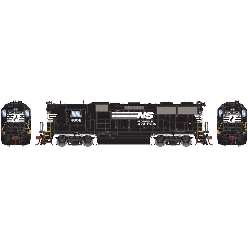HO GP49 with DCC & Sound NS #4603