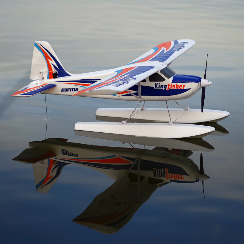 Kingfisher PNP, 1400mm includes Wheels, Floats, Skis and Flaps