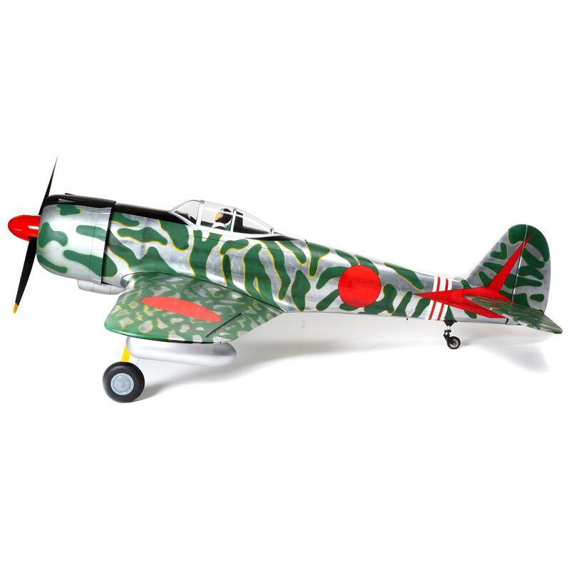 """Ki-43 Oscar 60cc ARF, 88"""" with Hangar 9 Main Retract Set"""