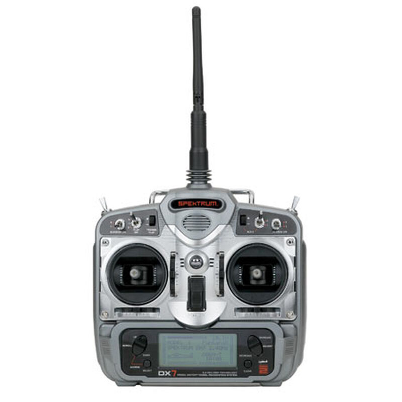 DX7 7Ch HELI TX Only MD1