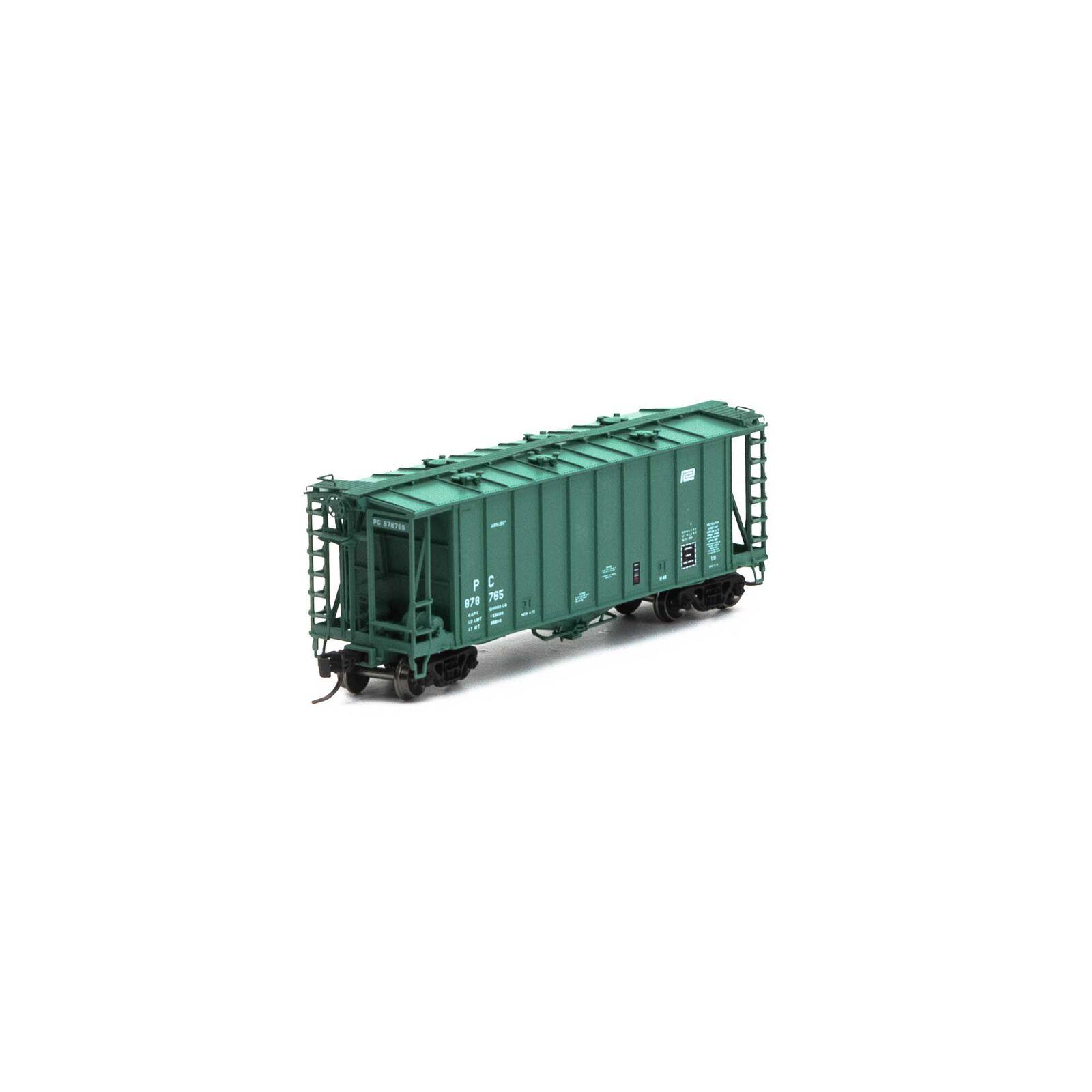 N GATC 2600 Airslide Hopper PC #878765