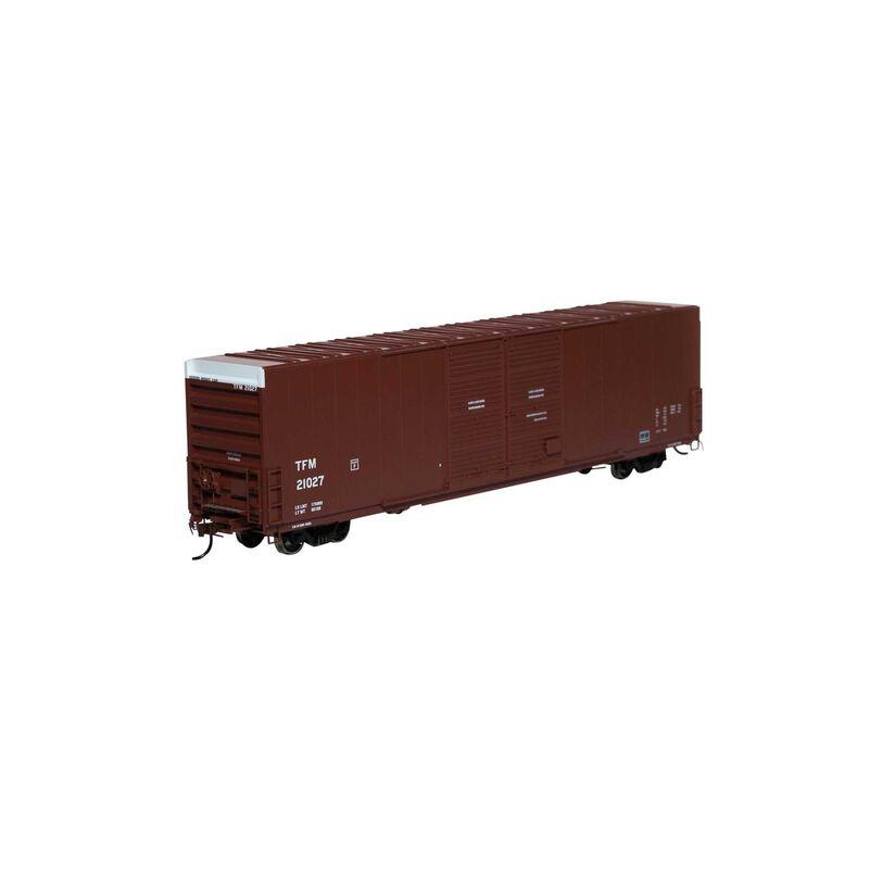 HO RTR FMC 60' DD SS Hi-Cube Box TFM #21027