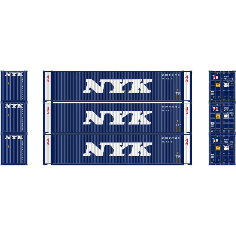N 45' Container NYK (3)