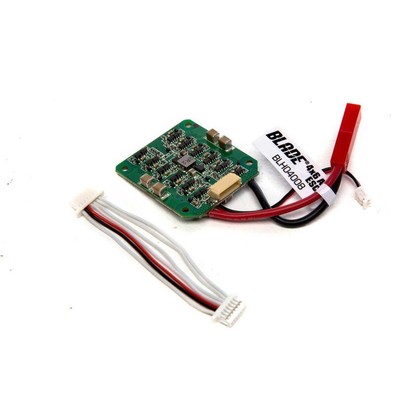 4-n-1 FPV ESC BLHeli: Torrent 110 FPV