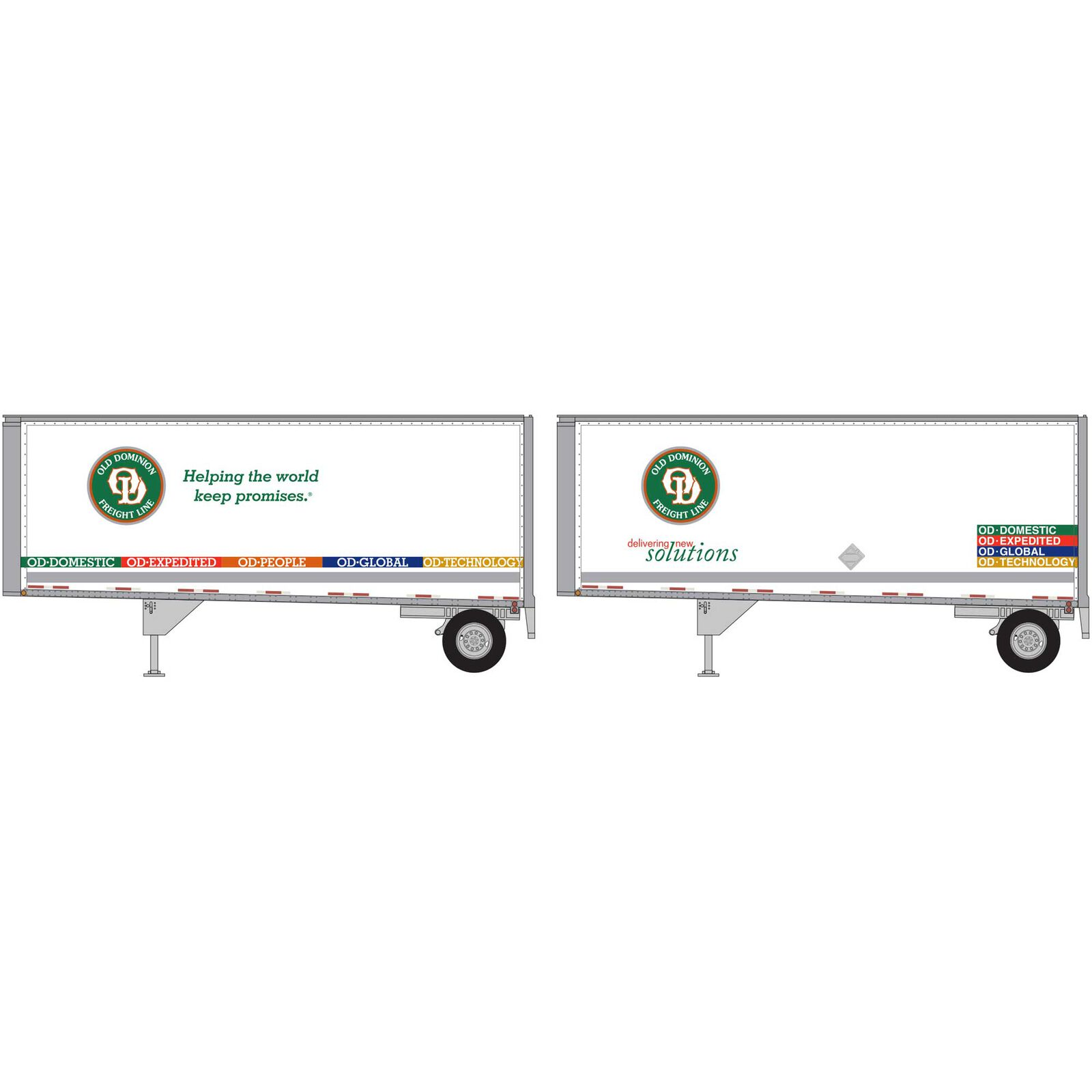 N 28' Trailers with Dolly Old Dominion (2)