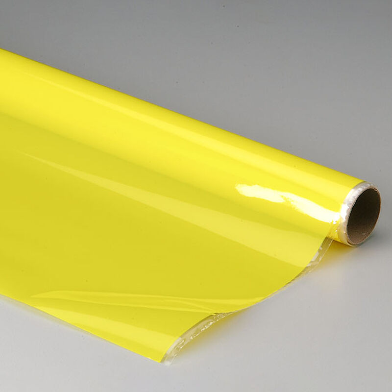 MonoKote Transparent Yellow 6'