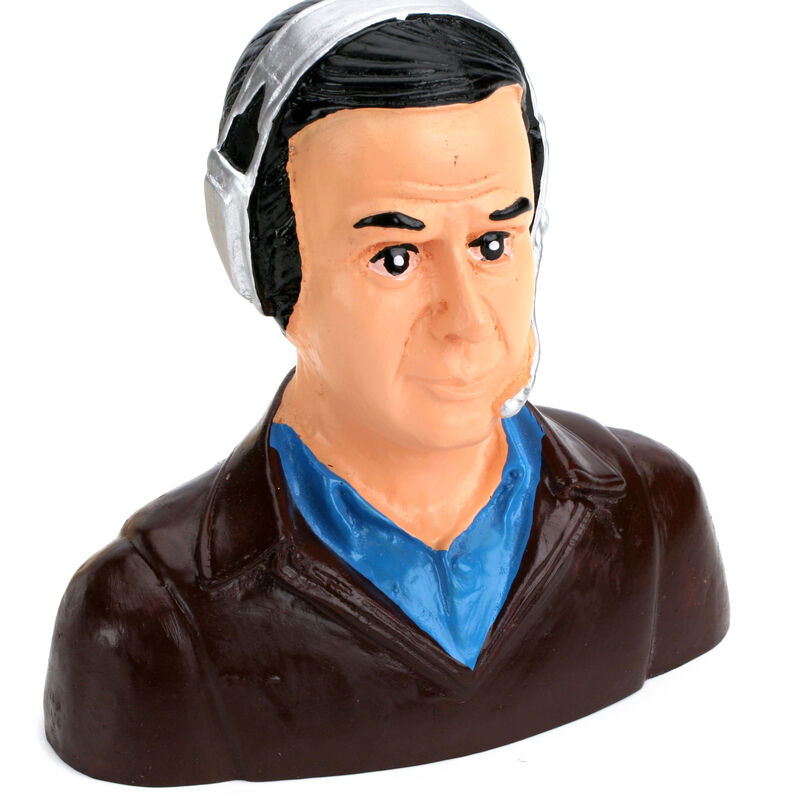 1/4 Pilot - Civilian with Headset and Microphone
