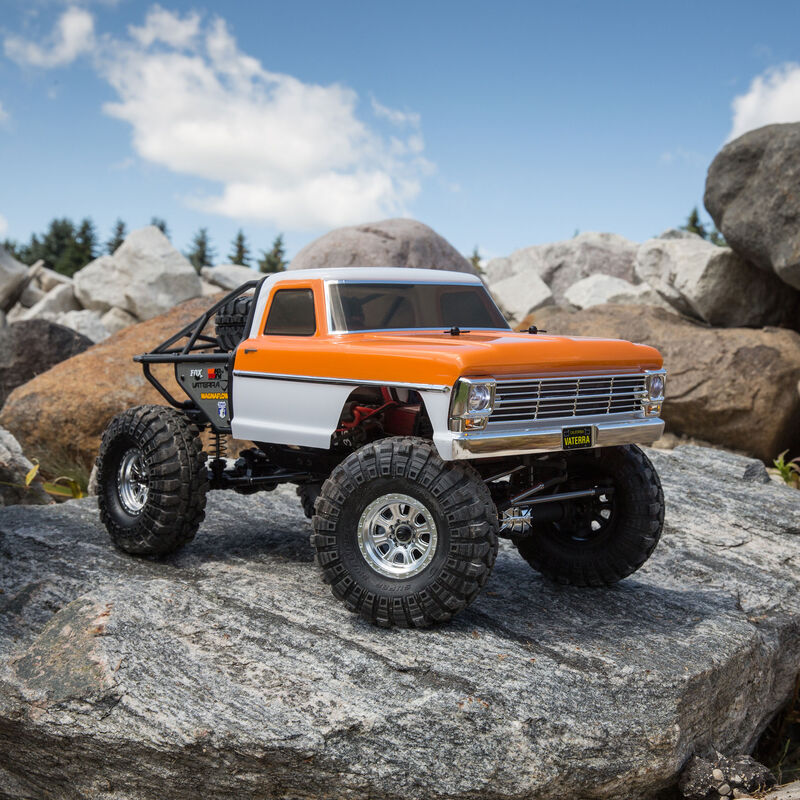 1/10 1968 Ford F-100 Ascender 4WD Rock Crawler Brushed BND