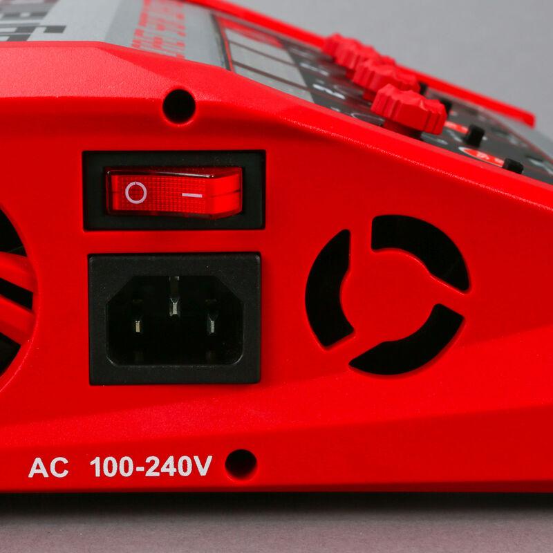 Prophet Sport Quattro 4 x 100W AC/DC Charger