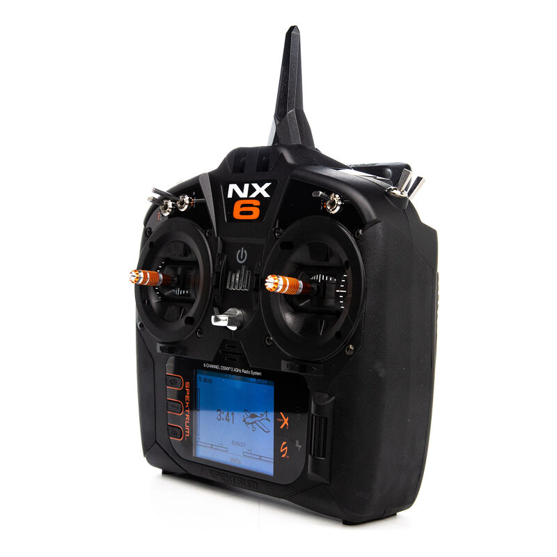 NX6 6-Channel Transmitter Only