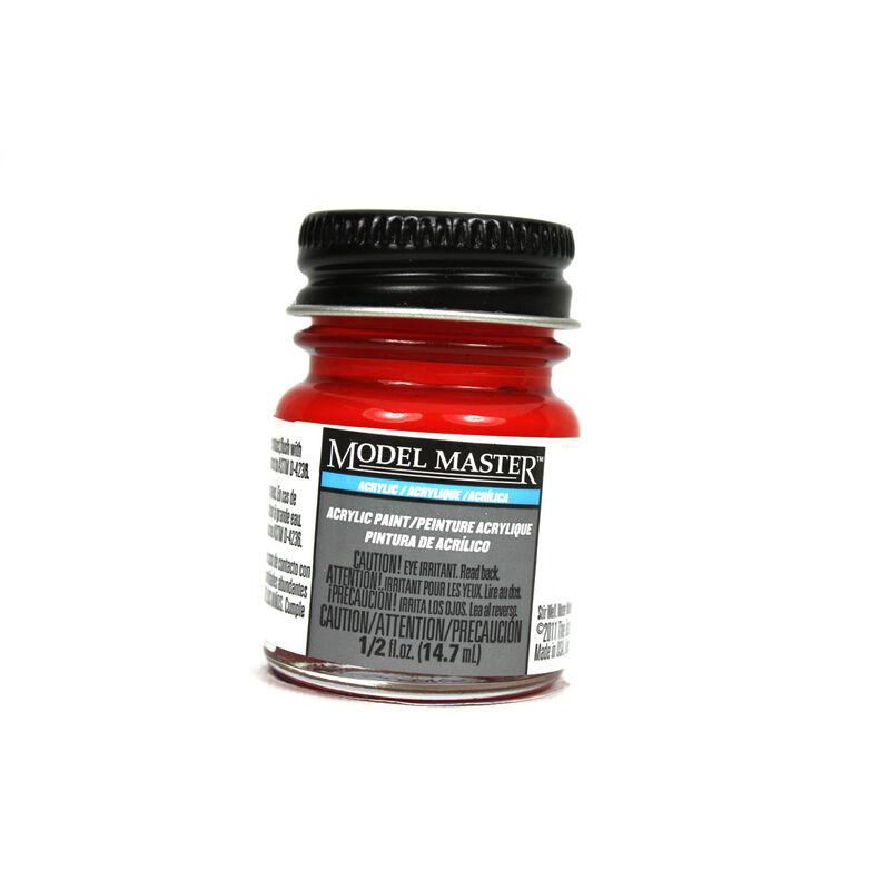 Acryl Gloss 1/2oz Guards Red
