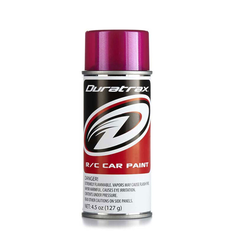 Polycarb Spray, Metallic Burgundy, 4.5 oz