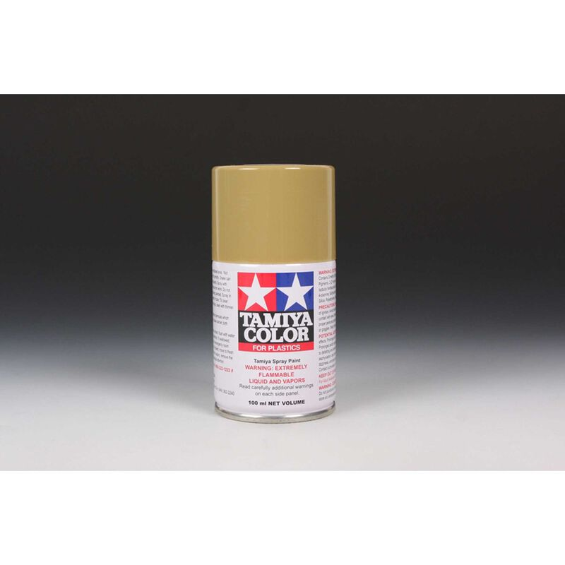 Spray Lacquer TS-3 Dark Yellow