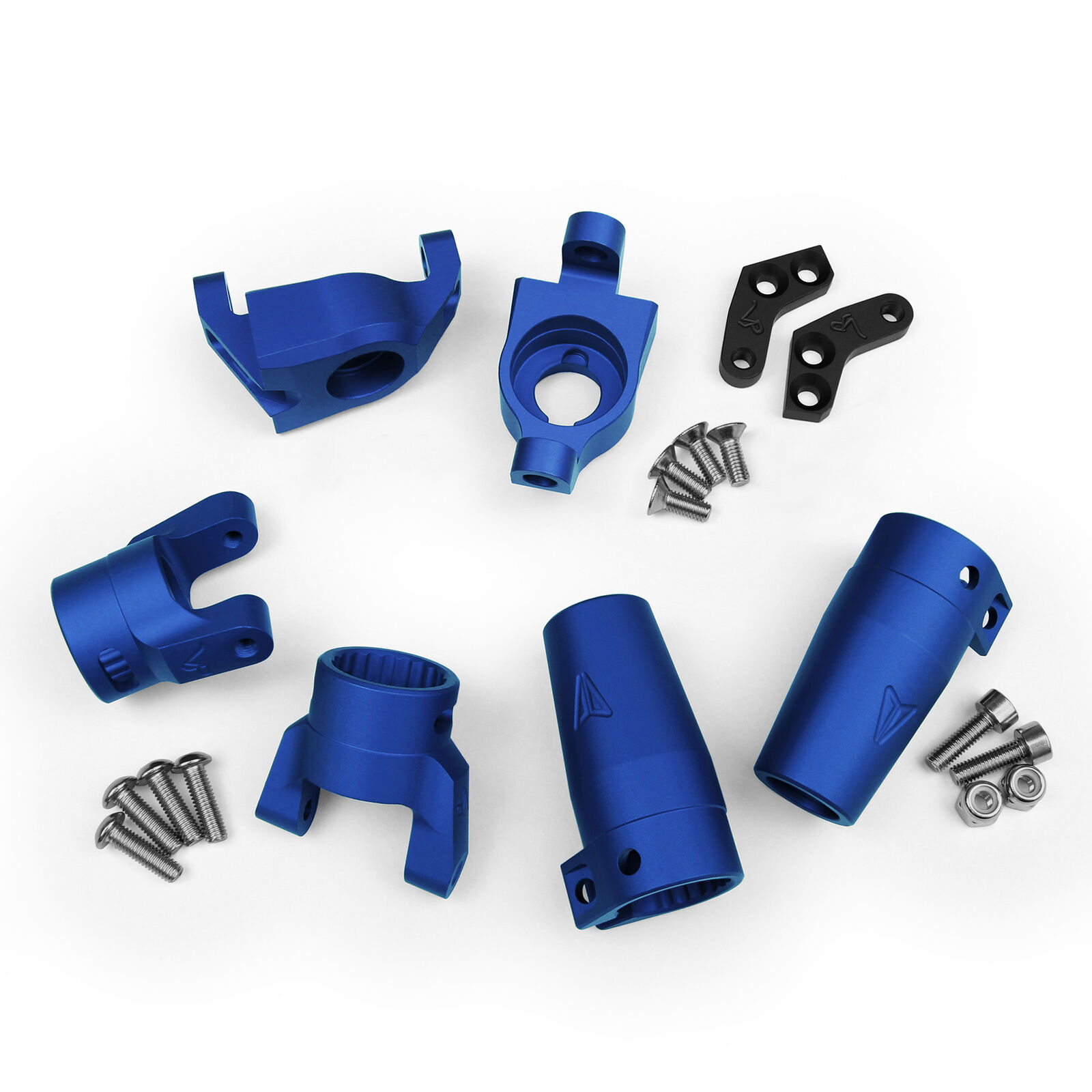 Stage One Kit, Blue Anodized: Wraith