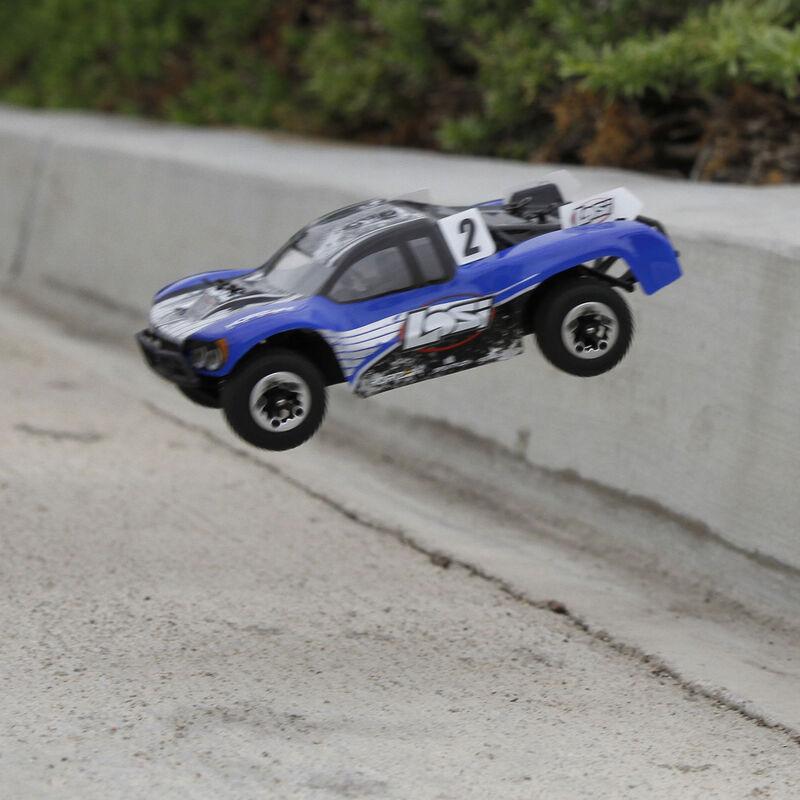 1/24 Micro SCTE 4WD RTR Blue