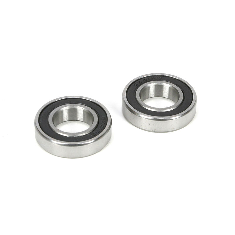 Outer Axle Bearings, 12x24x6mm (2): 5IVE-T, MINI WRC