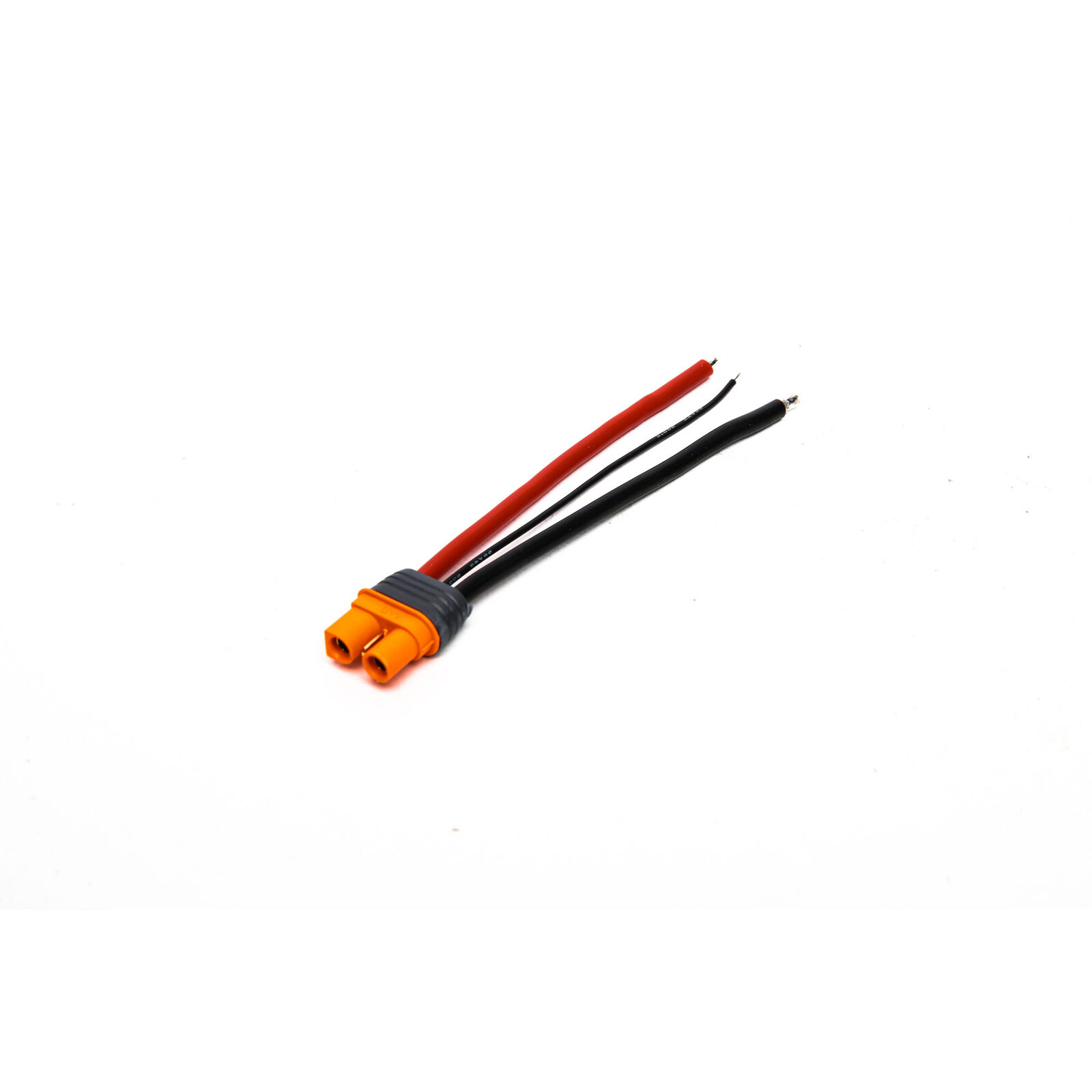 """Connector: IC3 Battery with 4"""" Wires, 13 AWG"""