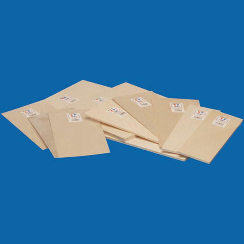 Craft Plywood 1/8 x 4 x 12 (6)