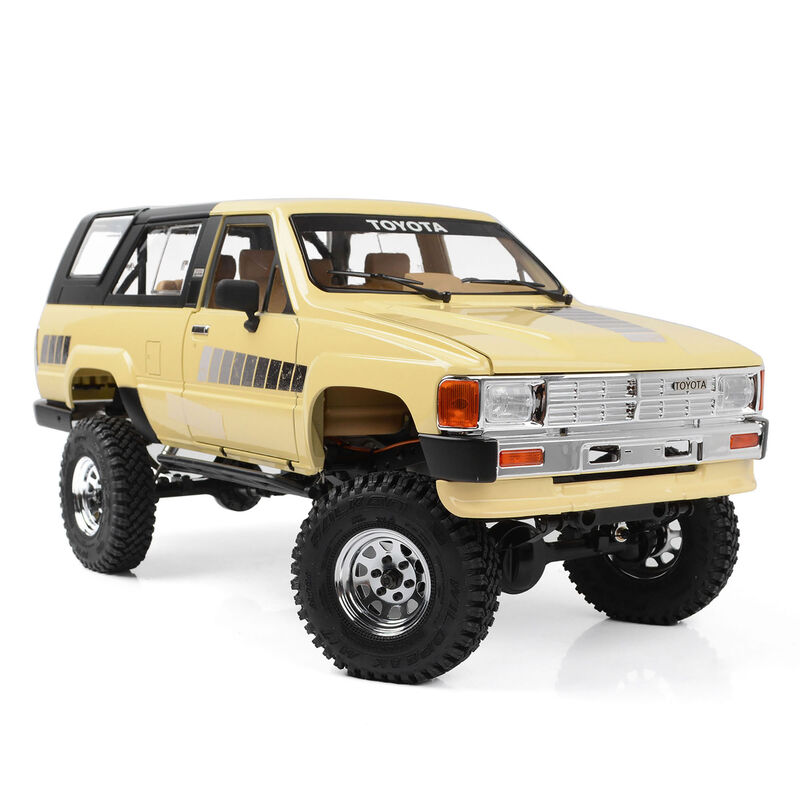 Trail Finder 2 with 1985 4Runner Hard Body Set RTR