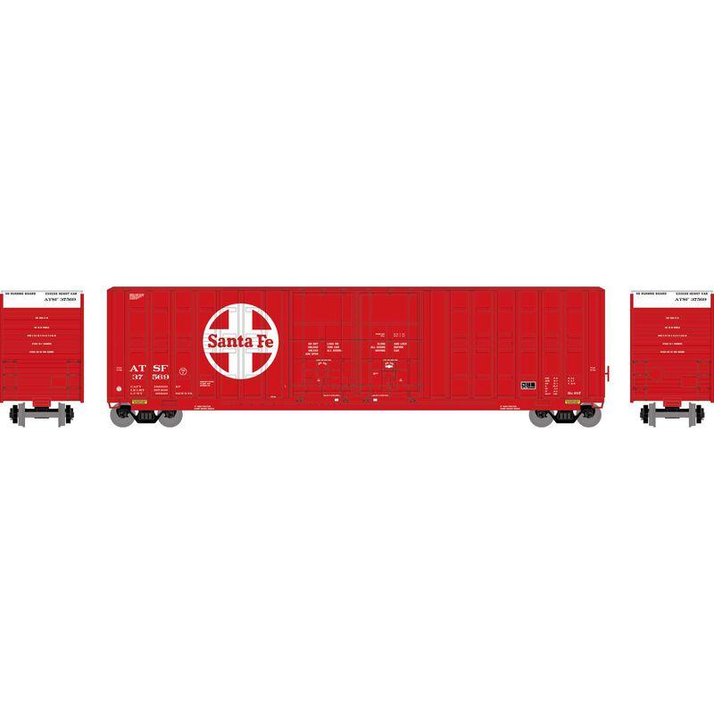 HO RTR 60' Berwick Hi-Cube Box SF #37569