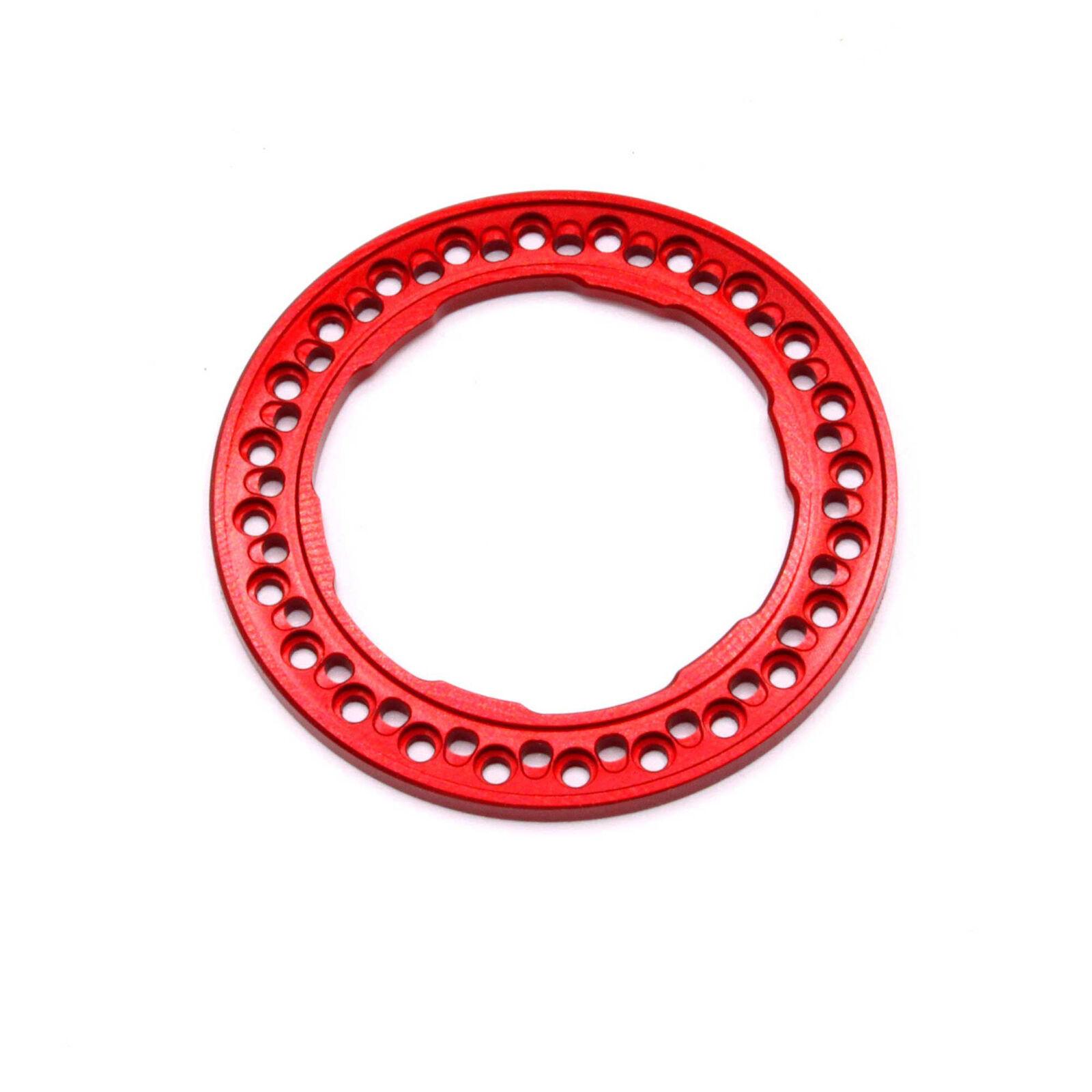 1.9 Dredger Beadlock Red Anodized