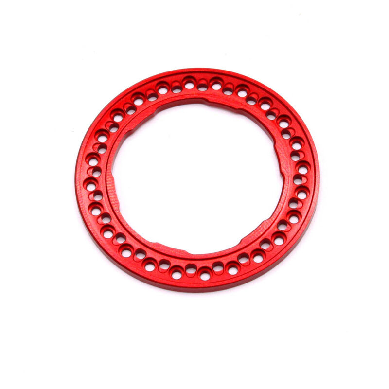 1.9 Dredger Beadlock Red Anodized