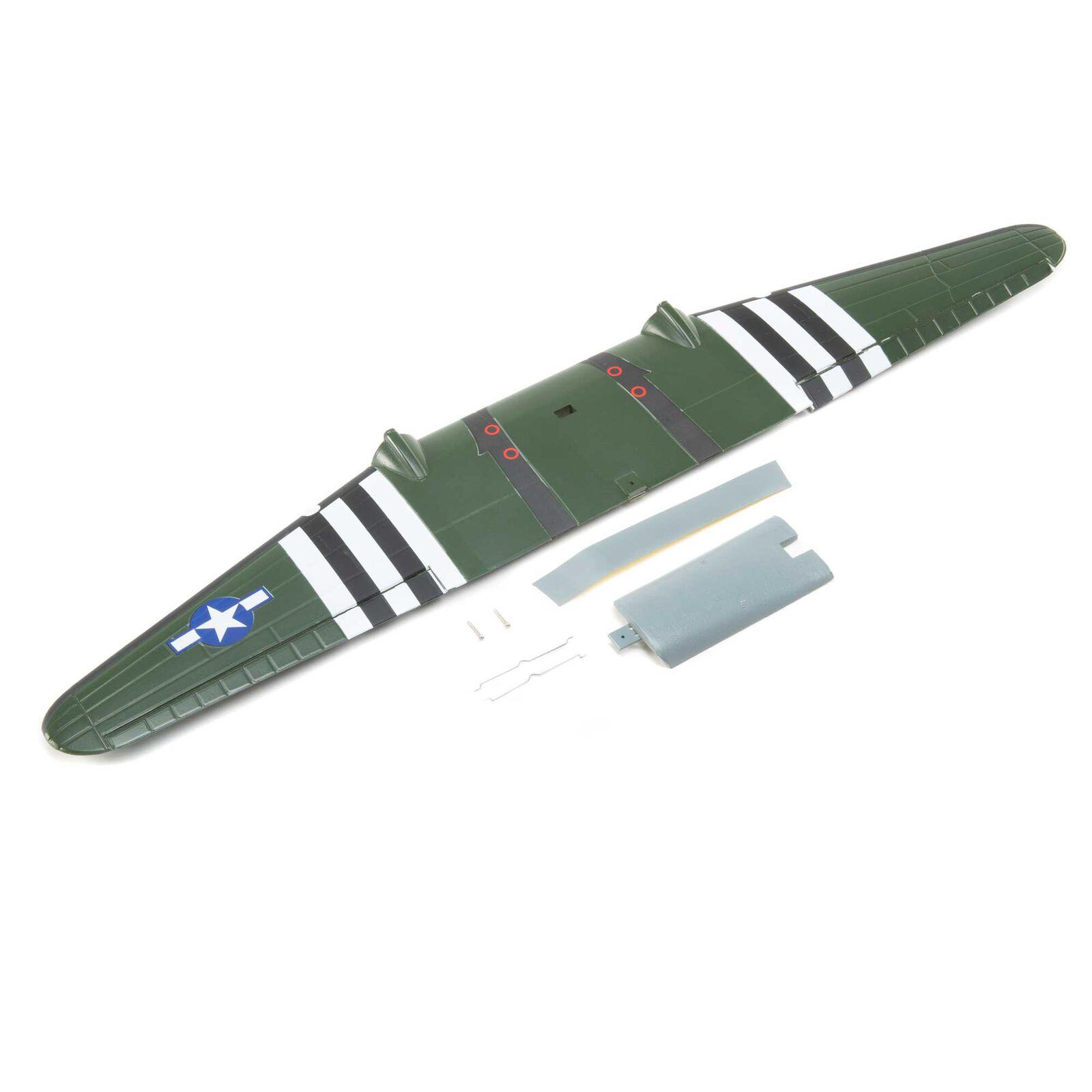 Wing Parts Set: Micro EP C-47 Skytrain