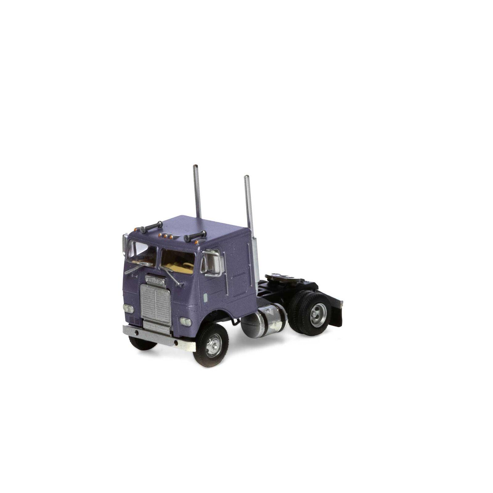 HO RTR FL with 3 Axle Metallic Purple