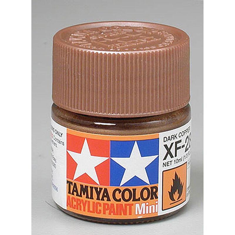 Acrylic Mini XF28, Dark Copper