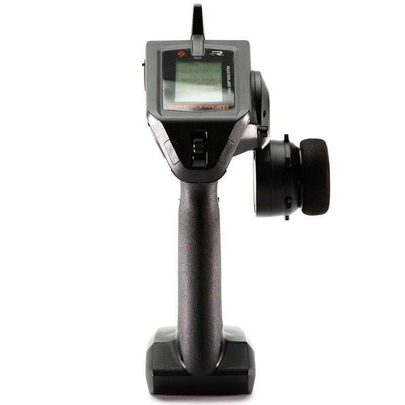 Spektrum 5010 DX5 5-Channel Pro TRASMETTITORE RADIO SISTEMA DSMR Ricevitore con SR2100
