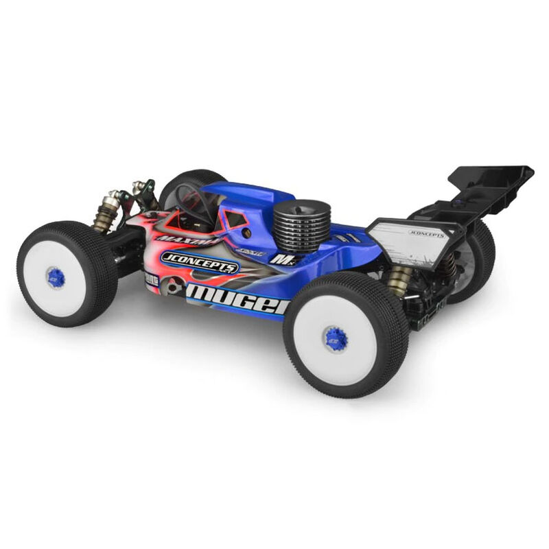 1/8 MBX8 World's Edition 4WD Nitro Buggy Kit