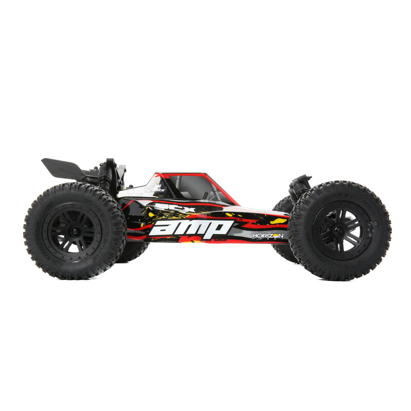 1/10 AMP DB 2WD Desert Buggy Brushed RTR, Black/Yellow