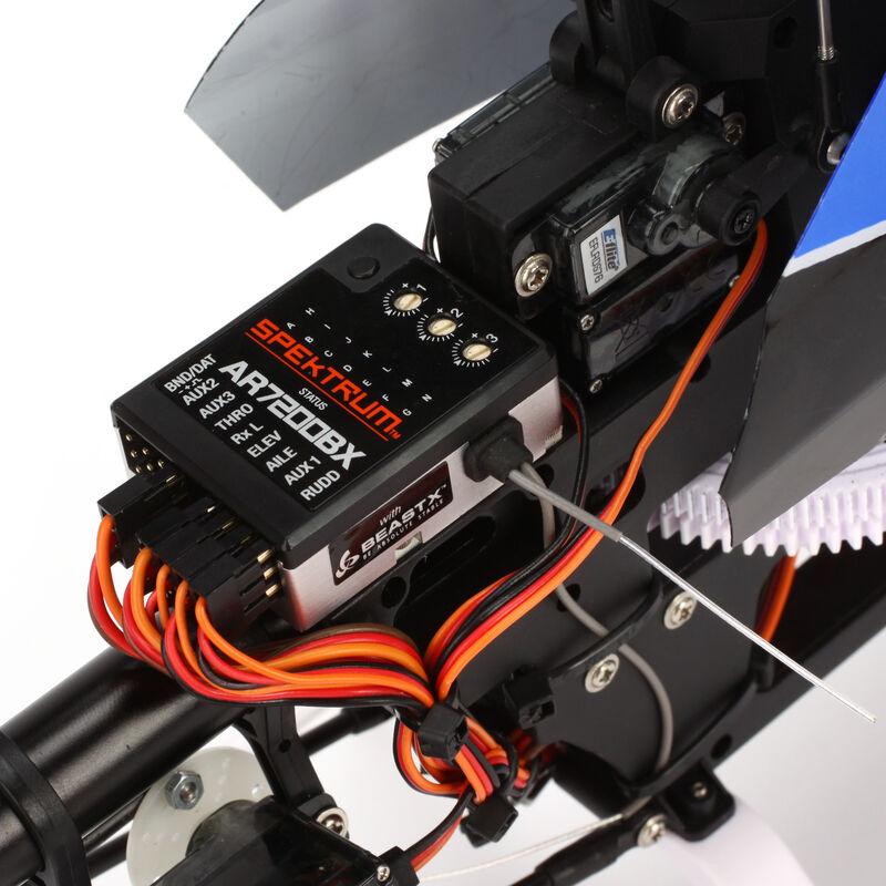 AR7200BX 7CH DSMX Flybarless Control System